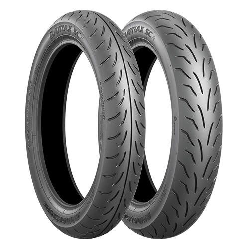 Мотошина Bridgestone Battlax SC 150/70 R13 Rear