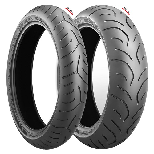 Мотошина Bridgestone Battlax T30 EVO 190/55 R17 Rear