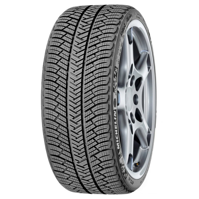 Автошина MICHELIN 245/50R18 100Н PILOT ALPIN 4 Run Flat