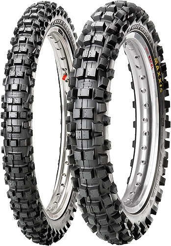 Мотошина Maxxis M-7305 Maxxcross IT 110/90 R19 Rear