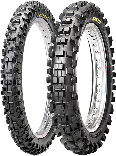 Мотошина Maxxis M-7311 Maxxcross SI 70/100 R17 Front