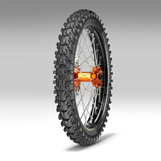 Мотошина Metzeler MC360 MID SOFT 100/100 R18 Rear