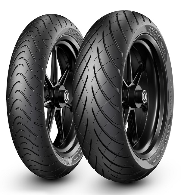 Мотошина Metzeler Roadtec Scooter 120/80 R16 Rear