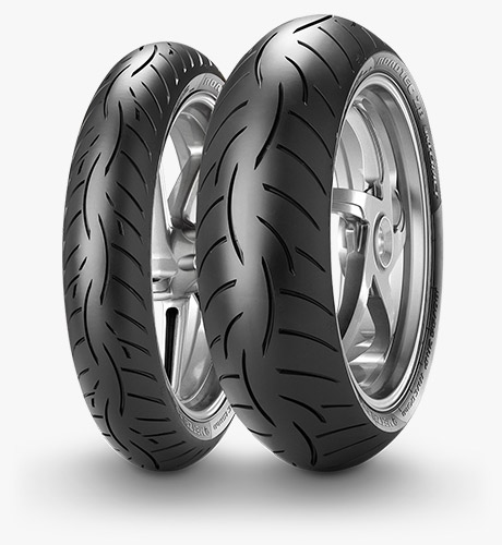 Мотошина Metzeler Roadtec Z8 170/60 R17 Rear