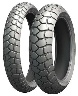 Мотошина Michelin Anakee Adventure R19 120/70 60 V TL/TT Передняя (Front)