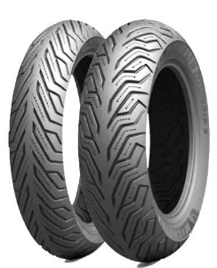Мотошина Michelin City Grip 2 100/80 R16 Front/Rear
