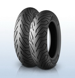 Мотошина Michelin City Grip R14 140/70 68 S TL Задняя (Rear) REINF
