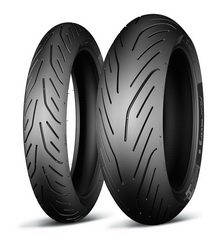 Мотошина Michelin Pilot Power 3 160/60 ZR17 69W TL Задняя (Rear)