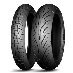 Мотошина Michelin Pilot Road 4 GT R17 190/50 73 W TL Задняя (Rear)