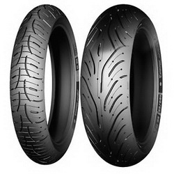 Мотошина Michelin Pilot Road 4 Trail 120/70 R19 60V TL Передняя (Front) 2017