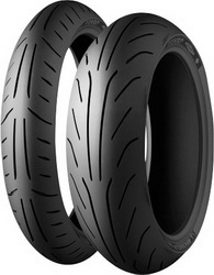 Мотошина Michelin Power Pure SC 120/70 -13 53P TL Передняя (Front)