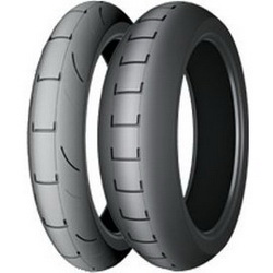 Мотошина Michelin Power Supermoto B 160/60 R17 TL Задняя (Rear) NHS