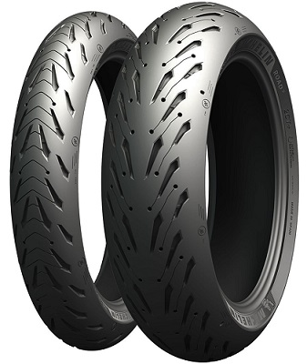 Мотошина Michelin Road 5 Trail R19 110/80 59 V TL Передняя (Front)