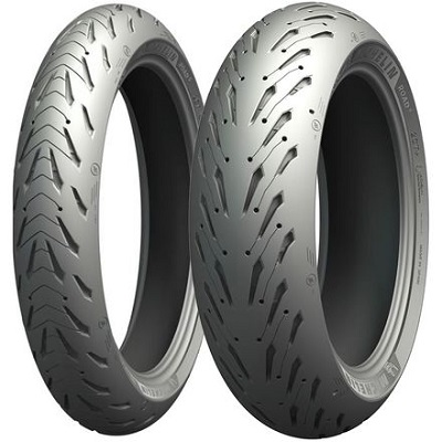 Мотошина Michelin Road 5 R17 110/70 54 W TL Передняя (Front)
