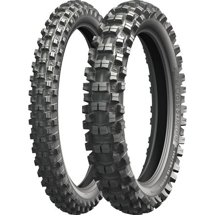 Мотошина Michelin Starcross 5 MEDIUM 100/100 -18 59M TT Задняя (Rear)