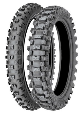 Мотошина Michelin Starcross MH3 R12 2.50/ 36 J TT Передняя (Front) (2014)