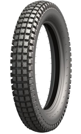 Мотошина Michelin Trial Competition R21 2.75/ 45 L TT Передняя (Front)
