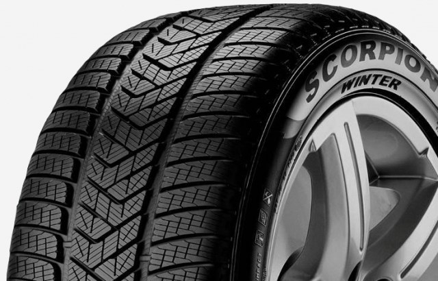 Автошина Pirelli 255/50R19 V Scorpion Winter