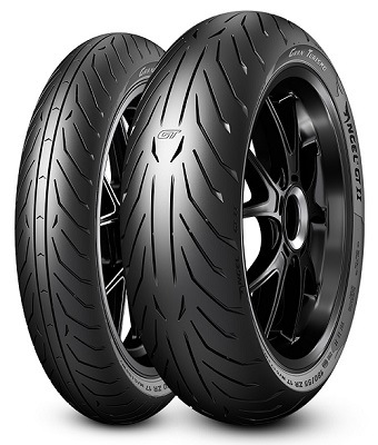 Мотошина Pirelli Angel GT 2 190/55 ZR17 75W TL Задняя (Rear)