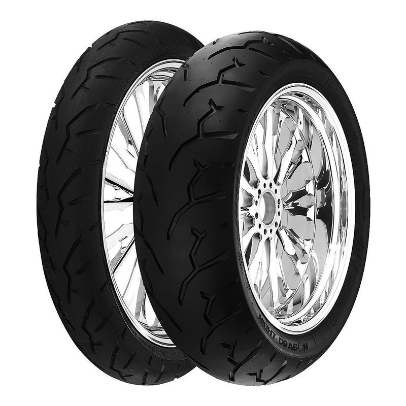 Мотошина Pirelli Night Dragon 110/90 -19 62H TL Передняя (Front) 2018