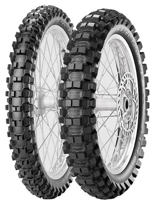 Мотошина Pirelli Scorpion MX Extra J 80/100 R12 Rear