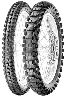 Мотошина Pirelli Scorpion MX Hard 486 R19 120/80 63 M TT Задняя (Rear) NHS