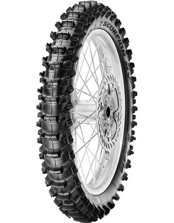 Мотошина Pirelli Scorpion MX Soft 100/90 R19 Rear