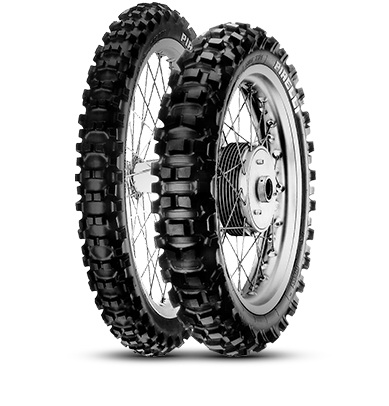 Мотошина Pirelli Scorpion XC Mid Hard 100/100 R18 Rear